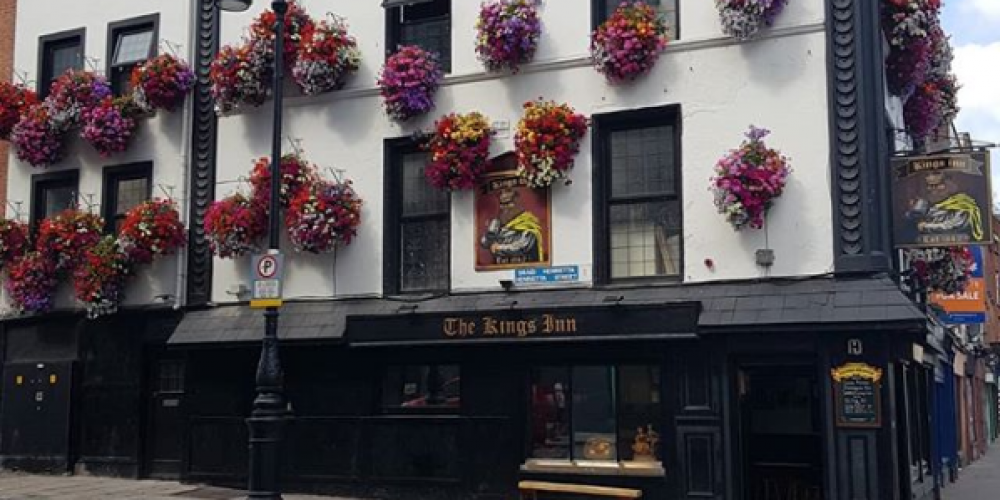 The Kings Inn on Bolton Street has reopened and it's well worth a visit.