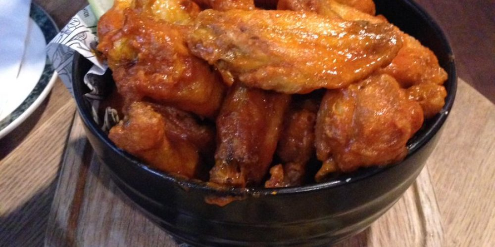 4 pubs that celebrate 'Wings Wednesday'