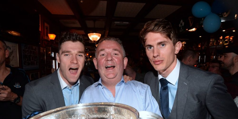 Keeping up the tradition: GAA winners in The Boars Head