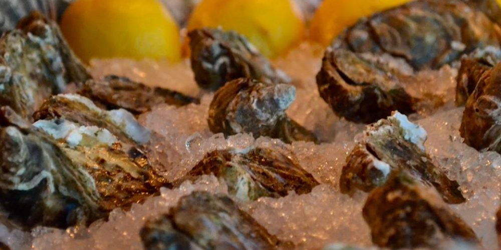 There's a new oyster bar and other food options in Bull and Castle