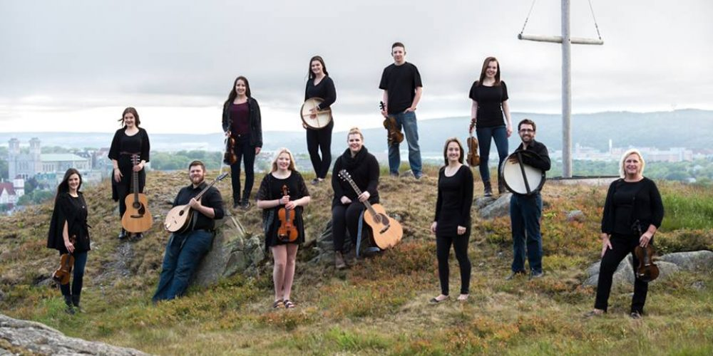 A trad treat on Thursday- Newfoundland fiddlers on tour in The Boars Head