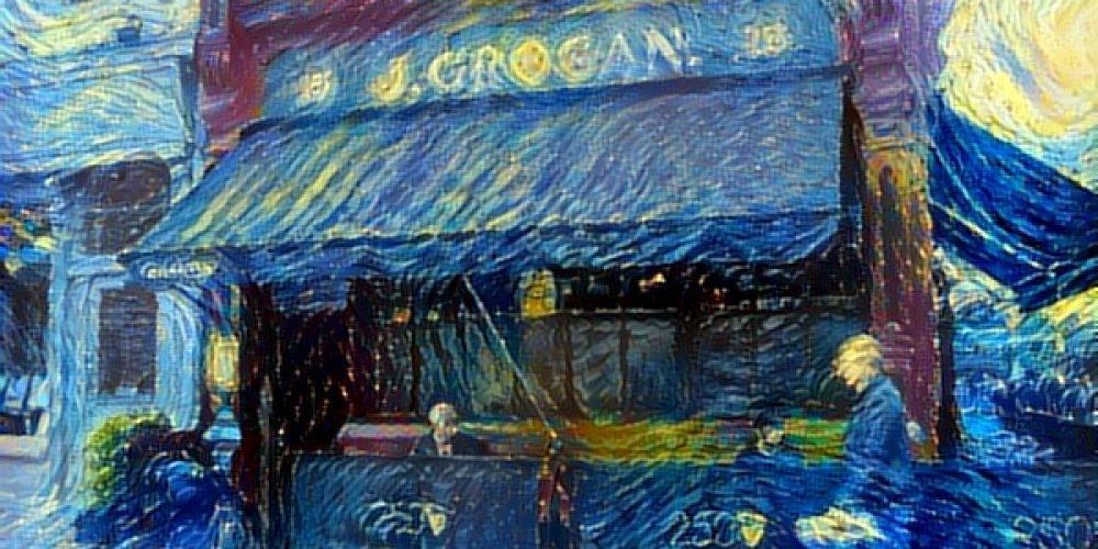 Pic: Van Groghans