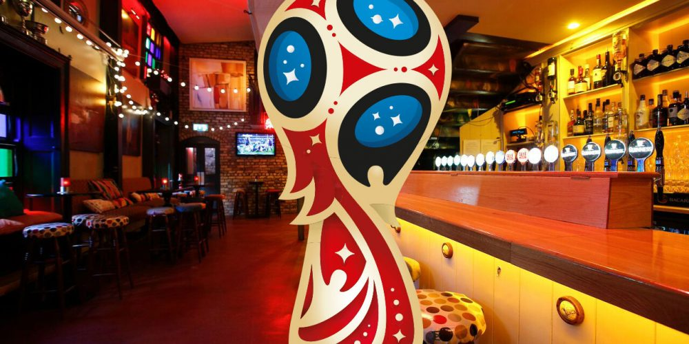 The Publin guide to watching the World Cup in a pub